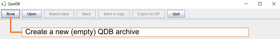 New QDB archive